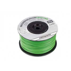 Parameter wire for robot lawn mower Ratioparts; 3,4 mm x 500 m