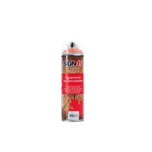 Marking spray SIGN IT 177-079; 500 ml red