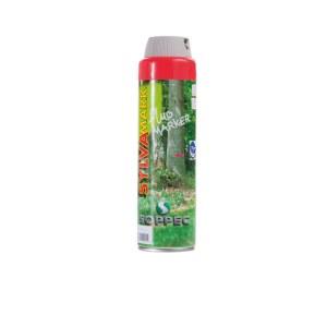 Marking spray FluoMarker 177-266; 500 ml; pink