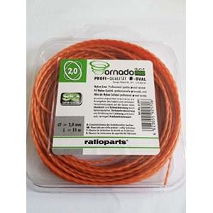 Cutting wire Ratioparts Tornado; 15mx3mm