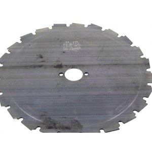 Trimmers blade teeth (22x200x1,5; d=20 mm)