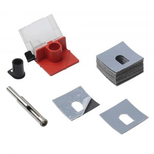 Set for wet drilling in ceramic and stoneware tiles Rubi 4929; 10 mm