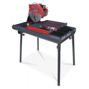 Masonry table saw Rubi DR-350 (without cutting disk)