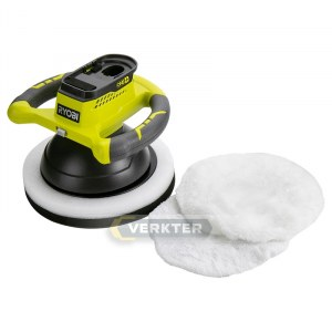 Polisher Ryobi R18B-0; 18 V (without battery and charger)