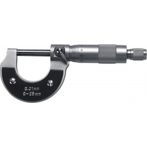 Micrometer Scala 533; 25-50/0,01 mm