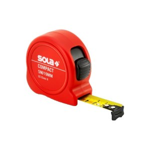 Measuring tape Sola Compact CO; 3 m