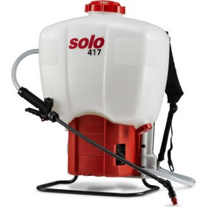 Cordless backpack sprayer Solo 417; 18 l