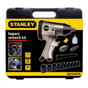 Pneumatic Impact Wrench Stanley 160157XSTN