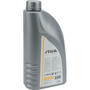 Oil Stiga 4T 1111923601; 1,4 l for lawnmower and lawn tractor engines