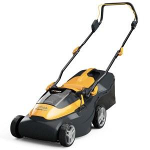 Lawn Mower Stiga Collector 136 AE Kit; 20 V; 2x2,0 Ah accu.