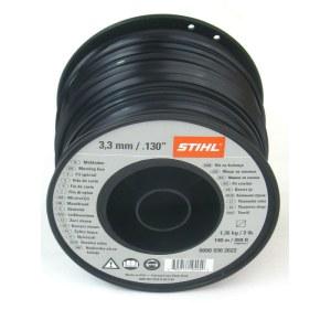 Cutting wire Stihl; 3,3 mm x 142 m square