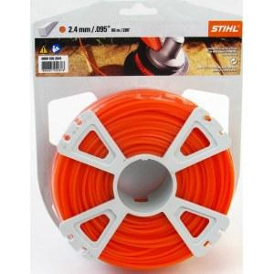 Cutting wire Stihl; 2,4 mm x 86 m square