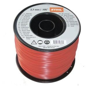 Cutting wire Stihl; 2,7 mm x 240 m pentagon