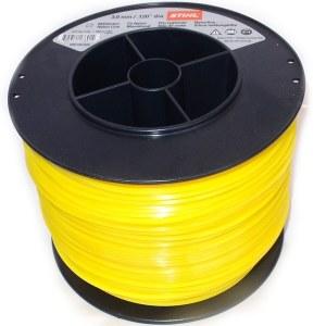 Cutting wire Stihl; 3,0 mm x 210 m pentagon