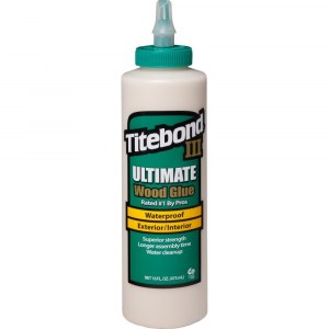 Wood glue Titebond III Ultimate; 474 ml