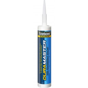 Sealant for indoor and outdoor work Titebond DuraMaster Ironstone; 300 ml; dark gray