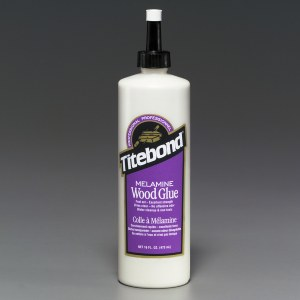 Wood glue Titebond Melamine Glue; 474 ml