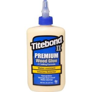 Wood glue Titebond II Premium; 237 ml