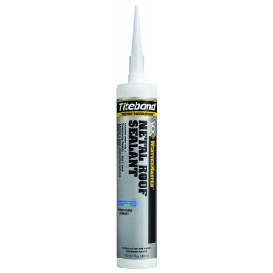 Sealant for roofs Titebond WeatherMaster; 61111;300ml semi transparent