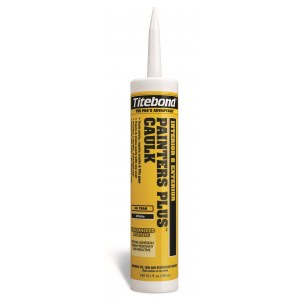 Sealant for indoor and outdoor work Titebond; 300 ml almond color