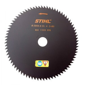 Sawing disc for wood Viking; 200x25,4 mm; Z80