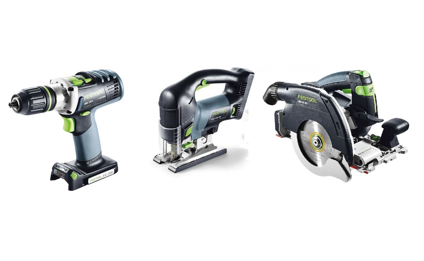 Cordless tools without batteries