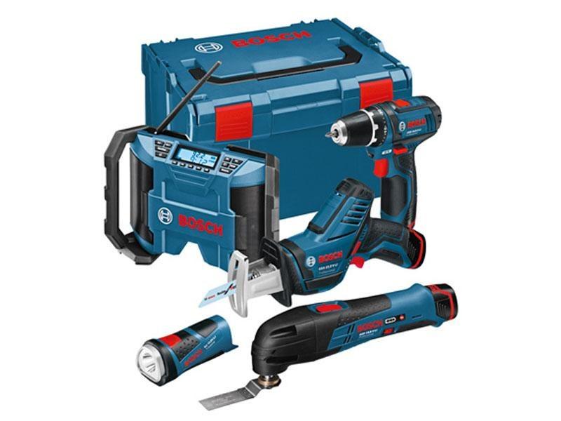 Cordless tools sets