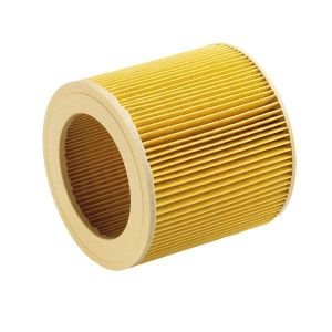 Air filters for vacuum cleaners