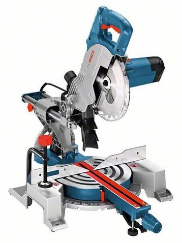 Cross cut mitre saws