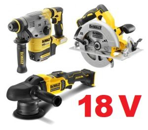 18 V tools without batteries
