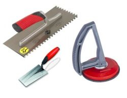 Manual tiling tools