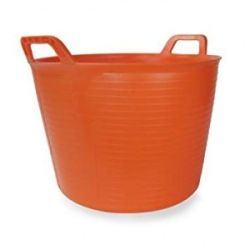Buckets for stirring glue and mortar