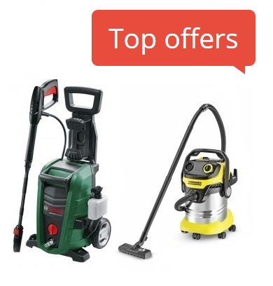 Wash and cleaning equipment